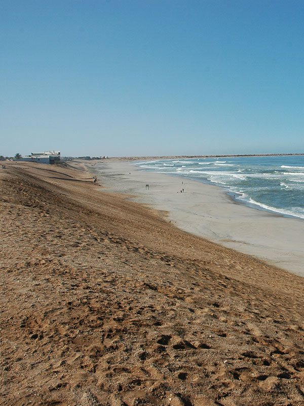 Namibian beachfront